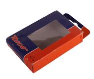 модель Железнодорожный Моделизм 20064-1 Комиссионная модель. Коробка от путевого материала ROCO 61113.
