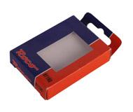 модель Железнодорожный Моделизм 20066-1 Комиссионная модель. Коробка от путевого материала ROCO 61190.