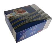 модель Железнодорожный Моделизм 20068-1 Комиссионная модель. Коробка от набора путевого материала ROCO 61103, с ложементом