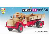 модель Horston 20187-1 Magirus 230 D. Производство KIBRI, артикул по каталогу KIBRI 18654. Новый, коробка запечатана. Есть дефект самой коробки - немного надорвана.
