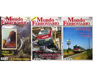 модель Железнодорожные модели 6270-53 Комиссионная модель. Журнал Mondo Ferroviario. Номера: №147 сентябрь 1998, №158 август 1999, №170 сентябрь 2000.