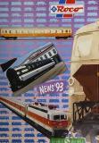 модель Железнодорожные модели 6299-53 Комиссионная модель. Каталог ROCO новинки 1993
