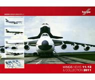 модель ZYX 6316-53 Комиссионная модель. Каталог Herpa. Wings & Nuws 11-12 2011