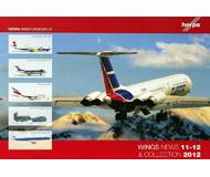 модель ZYX 6317-53 Комиссионная модель. Каталог Herpa. Wings & Nuws 11-12 2012