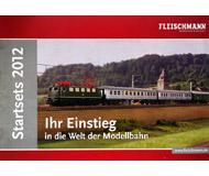 модель Железнодорожный Моделизм 6325-53 Комиссионная модель. Каталог Fleischmann. Startsets 2012