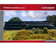 модель Железнодорожный Моделизм 6326-53 Комиссионная модель. Каталог Fleischmann. Herbstneuheiten 2012.