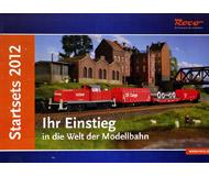 модель Железнодорожные модели 6327-53 Комиссионная модель. Каталог ROCO. Startsets 2012.
