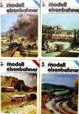модель ZYX 6650-29 Комиссионная модель. Журналы Modell Eisenbahner. 1987 №№ 5,9,11,12. Всего 4 номера. Фотография выполнена с продаваемых журналов.
