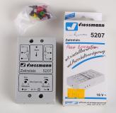 модель Железнодорожный Моделизм 6998-42 Комиссионная модель. Реле времени. Производство Viessmann. Артикул 5207. Фотография выполнена с продаваемой модели.