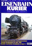 модель Железнодорожный Моделизм 9068-54 Комиссионная модель. Журнал Eisenbahn Kurier, апрель 1999г, на немецком языке. Фотография выполнена с продаваемого журнала.