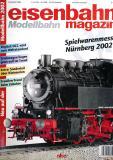 модель ZYX 9081-54 Комиссионная модель. Журнал Eisenbahn Magazine, новинки моделей 2002г (на немецком языке). Фотография выполнена с продаваемого журнала.