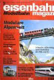 модель ZYX 9084-54 Комиссионная модель. Журнал Eisenbahn Magazine, май 1999г (на немецком языке). Фотография выполнена с продаваемого журнала.