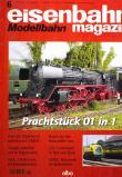 модель ZYX 9087-54 Комиссионная модель. Журнал Eisenbahn Magazine, июнь 2004г (на немецком языке). Фотография выполнена с продаваемого журнала.