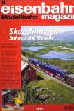 модель Horston 9092-54 Комиссионная модель. Журнал Eisenbahn Magazin, ноябрь 2005г  (на немецком языке).