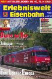 модель Horston 9119-54 Комиссионная модель. Журнал Erlebniswelt Eisenbahn, выпуск 22. Фотография выполнена с продаваемого журнала.