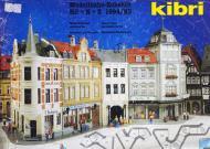 модель Железнодорожные модели 9450-54 Комиссионная модель. Каталог Kibri 1994/1995, масштабы H0-N-Z. 212 стр. Формат A4. Мягкая обложка. Краткое описание моделей - на немецком, английском, французском, итальянском. Подробное - на немецком языке. Обложка оторвана от каталога. Фотография выполнена с продаваемого каталога.
