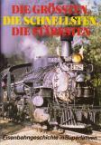 модель Железнодорожные модели 9455-54 Комиссионная модель. Книга Die Grossten, die Schnellste, die Starksten (Самые большие, самые быстрые, самые сильные). Фото и истории о самых интересных, значимых, а также оригинальных локомотивах с первых дней появления железных дорог по наше время). Год издания 1991. 64 стр. Размер книги 27 х19,5 см. Твёрдая обложка. На немецком языке. Фотография выполнена с продаваемой книги.