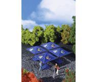 модель Vollmer 42003 Euro Rescue Shields/Canopies - Набор для сборки. Размер  3.4 x 3.4 x 3.4см., упаковка 4 шт.