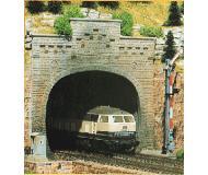 модель Vollmer 42503  Портал двухпутного тоннеля, высота  9.5 см.