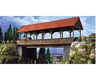 модель Vollmer 42515 Крытый мост