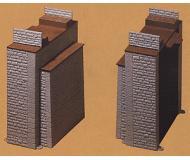 модель Vollmer 42541  Набор для сборки bridge head set. 2 шт. Размер каждого 9.2 x 3.2 x 9.65 см.