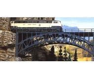 модель Vollmer 42548  Набор для сборки arch bridge Schlo?bach. Размер  26 x 6.3 x 9.5 см.