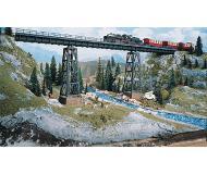 модель Vollmer 42550  Набор для сборки viaduct bridge Halle. Размер  72 x 7 x 23 см.