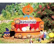модель Vollmer 43110 Pumpkin Kiosk -- Набор для сборки. Размер   5 x 5 x 4.5см.