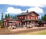 модель Vollmer 43509  Набор для сборки.Station Altenburg. 360 x 180 x 140 мм.