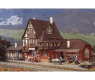 модель Vollmer 43512  Набор для сборки Station Wildbach. 340 x 170 x 153 мм.