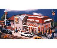 модель Vollmer 43632  Набор для сборки restaurant Burger-King. Размер  20 x 14.8 x 9 см.
