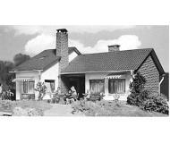 модель Vollmer 43712 Загородный дом