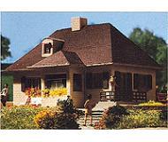 модель Vollmer 43719  Набор для сборки one-family house. Размер  13 x 12 x 7.3 см.