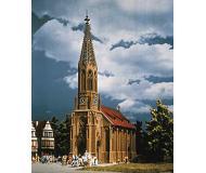модель Vollmer 43739  Набор для сборки town church Stuttgartberg. Размер  30 x 13.5 x 40 см.