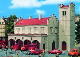 модель Vollmer 43776  Набор для сборки Old Fire Station Oldenburg. 205 x 126 x 155 / 55 x 55 x 200 мм.