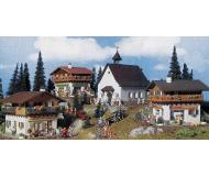 модель Vollmer 43839  Набор для сборки Village with church