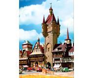 модель Vollmer 43900  Набор для сборки old town tower Rothenburg. Размер  9 x 9 x 36.5 см.