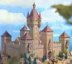 модель Vollmer 43910  Castle
