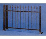 модель Vollmer 45007  Iron Fence. black