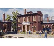модель Vollmer 45618 Железнодорожная мастерская