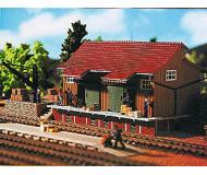 модель Vollmer 45701 Грузовой склад
