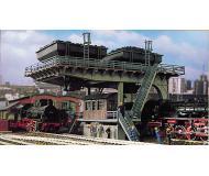 модель Vollmer 45720  Набор для сборки large coaling station. Размер  19 x 18 x 14 см.