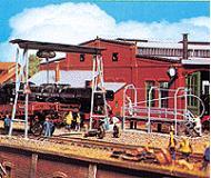 модель Vollmer 45747 Пункт очистки паровозных труб