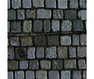 модель Vollmer 46041  Wall plate Cobblestone. Размер  25 x 12.5 см.