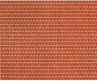 модель Vollmer 47350  Roof plate Flat tile. Размер  21.8 x 11.9 см.