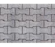 модель Vollmer 47372  Concrete Stones - из картона.
