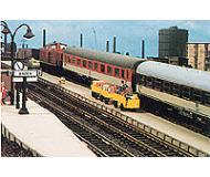 модель Vollmer 47503  Набор для сборки baggage platform. 46 x 1.5 x 0.4 см.