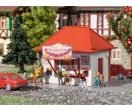 модель Vollmer 47626 Chicken Charly Kiosk - Набор для сборки.-- 4.1 x 4.1 x 3.8см.