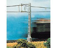 модель Vollmer 48000  Catenary mast with short arm.